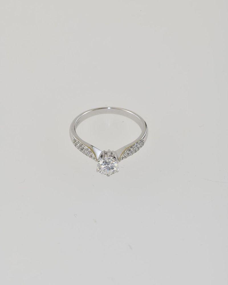Aukčná spoločnosť SOGA spol. s r.o. - Diela Diamantový prsteň ... 54b16d0e7be