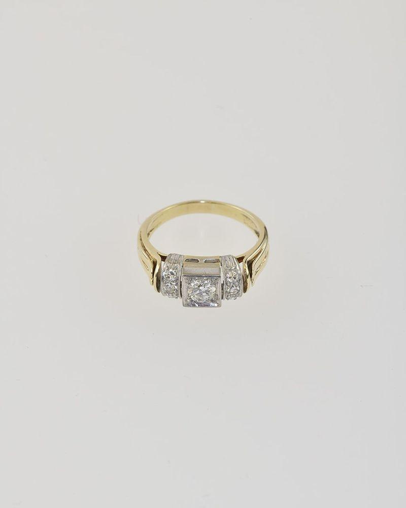 Aukčná spoločnosť SOGA spol. s r.o. - Diela diamantový prsteň ... 523e35f3f7d