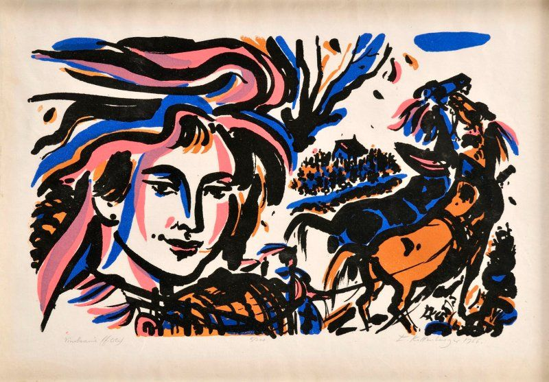 Aukcie | 87. jesenná aukcia výtvarných diel