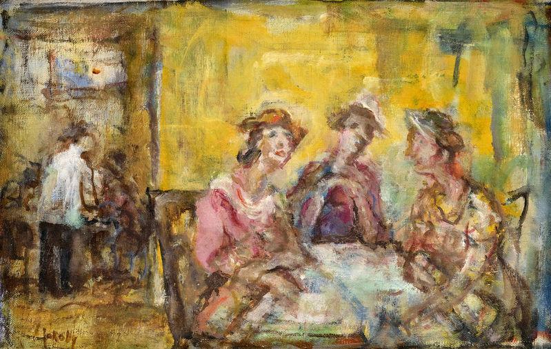 Aukcie | 109. jarná aukcia výtvarných diel